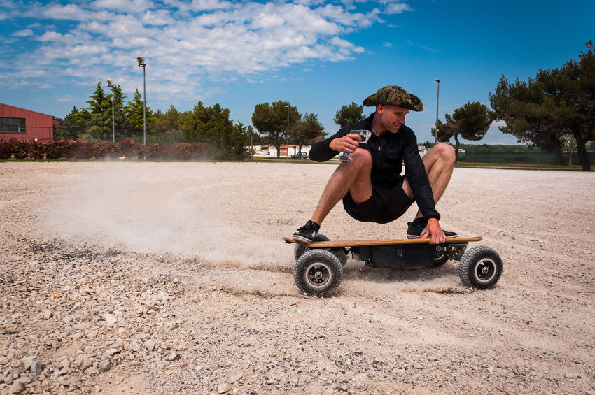 fun times off road electric skateboards electric. Black Bedroom Furniture Sets. Home Design Ideas
